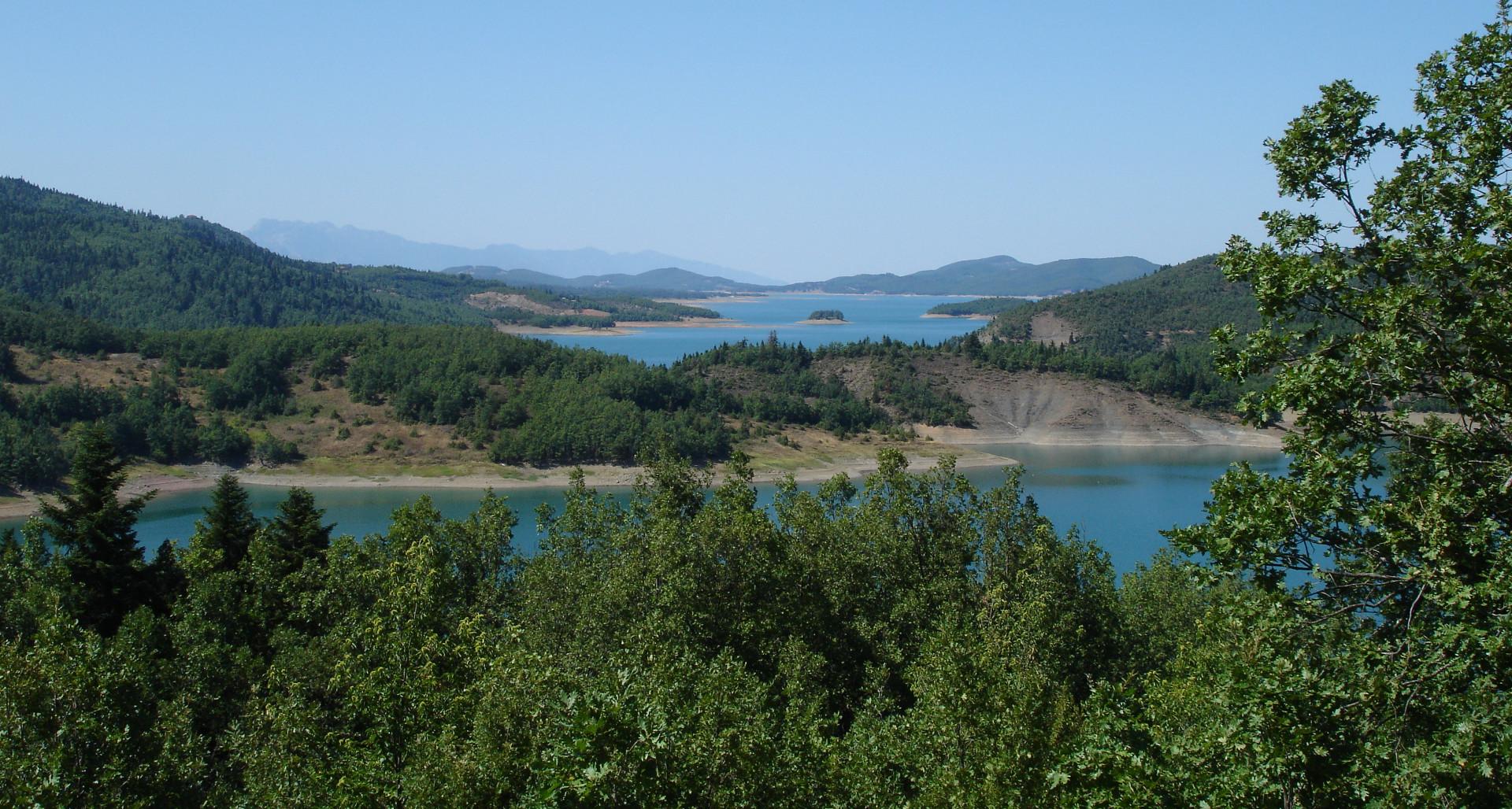 Λίμνη Πλαστήρα - Άγραφα - Καρδίτσα
