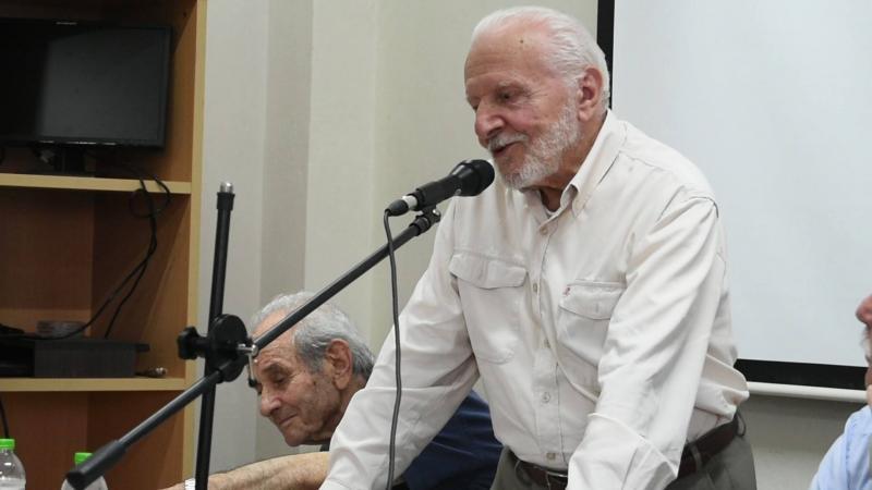 Γιώργος Ζαχαρόπουλος - Τιμητική εκδήλωση προς τιμή και στη μνήμη του Καπετάν Αγραφιώτη (Μπότση Βασίλη) 2