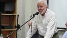 Γιώργος Ζαχαρόπουλος - Τιμητική εκδήλωση προς τιμή και στη μνήμη του Καπετάν Αγραφιώτη (Μπότση Βασίλη) 1