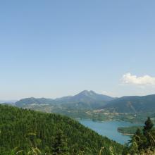 Λίμνη Πλαστήρα - Λίμνη Ταυρωπού - Νομός Καρδίτσας